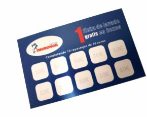 tarjeta bonos gratis lavado boxes web tiburonoil